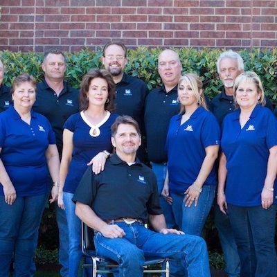 Swan Roofing Team 2012